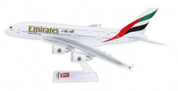 Airbus A380 Emirates Airline Collectors Model Scale 1:250 Branded Box E